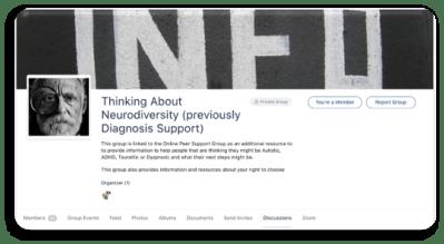 Thinking about neurodiversity